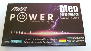 Men Power Performance Test