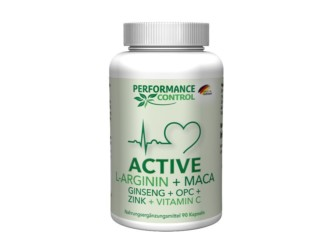 L-Arginin Potenzmittel Performance Control Active